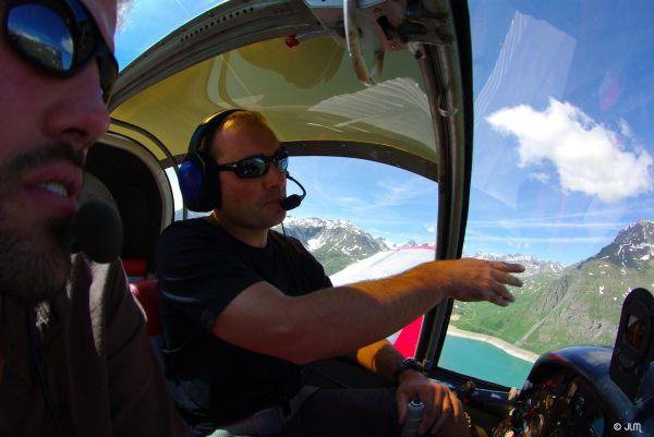 Le pilote ...