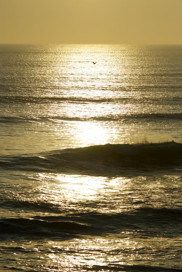 Coucher de soleil portugais