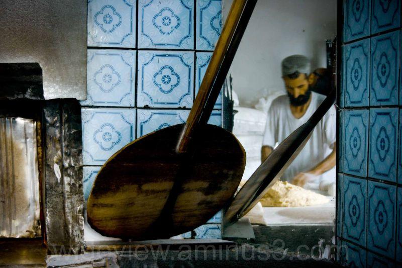 baker, bread, tandoor