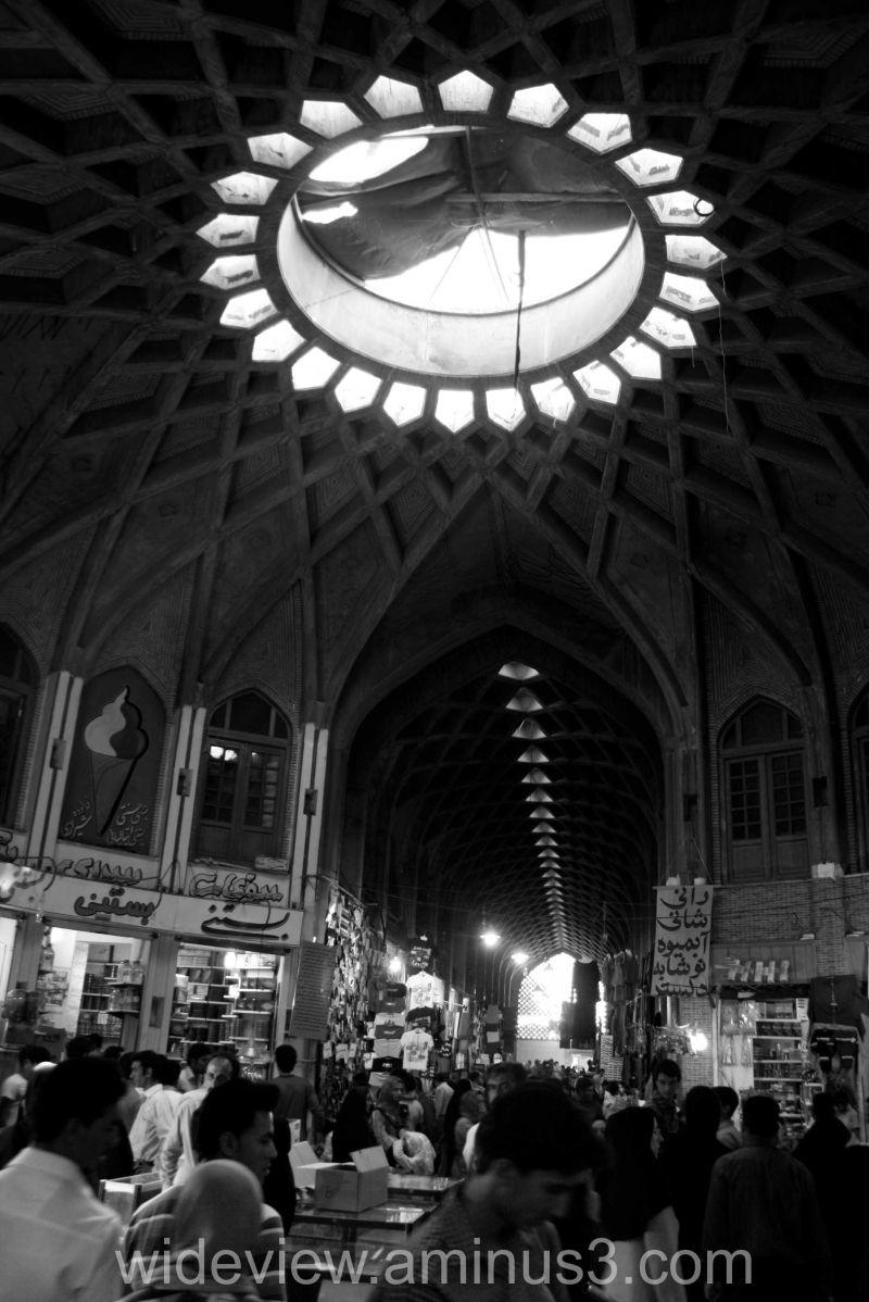 Bazar-e Vakil in Shiraz, Iran
