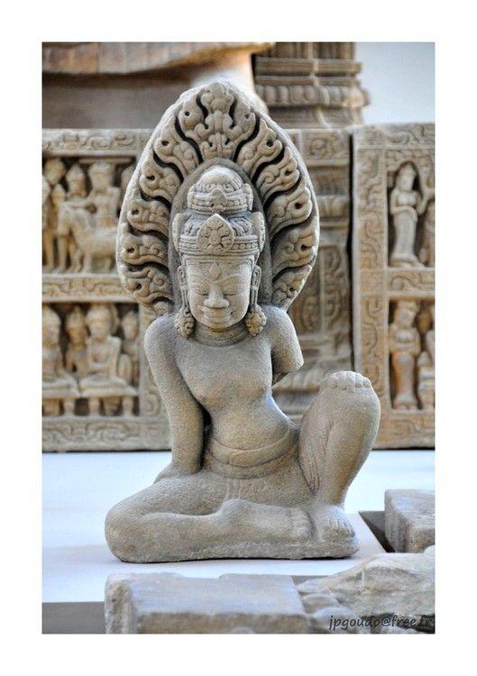 Musée de Danang, sculpture Cham