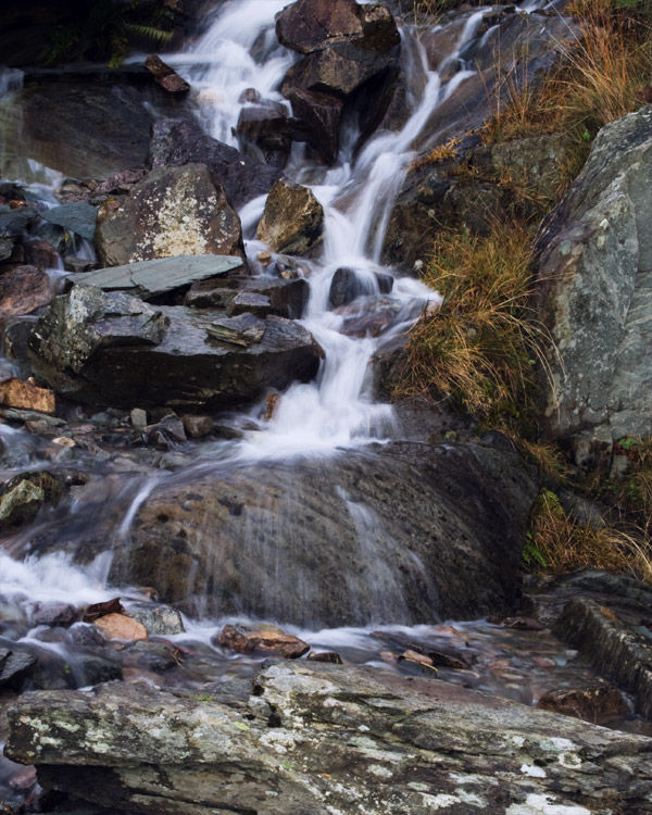 water fall in the Lake District
