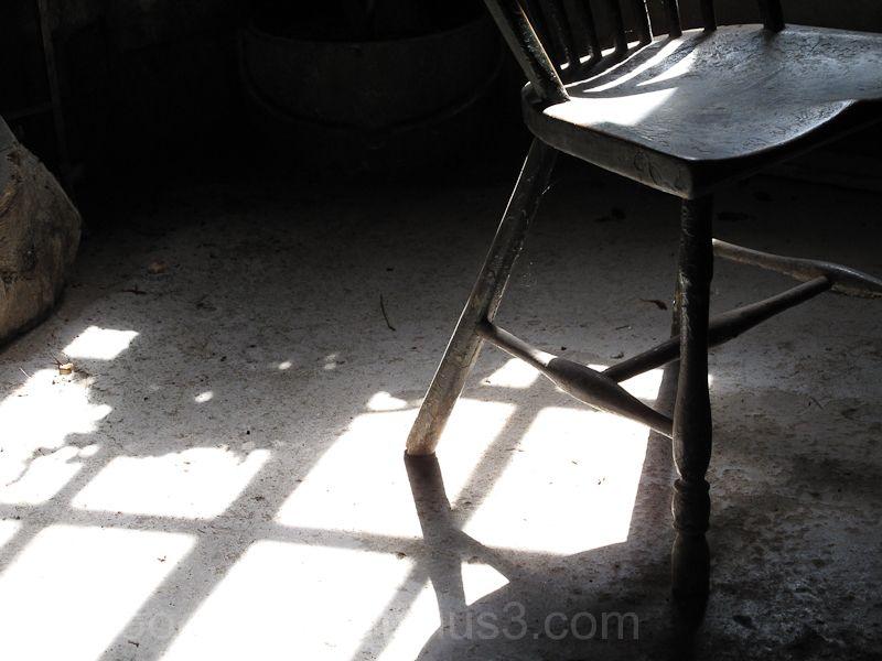 Head Gardeners Chair