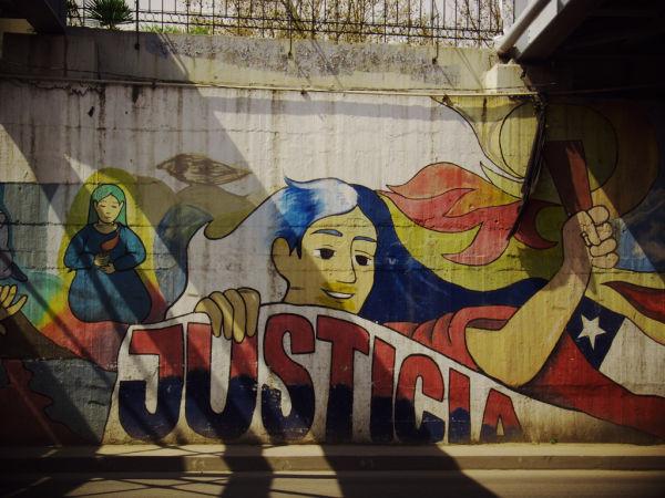 Muro de la justicia