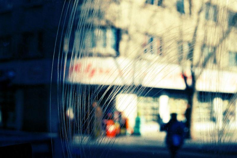 vidrio rallado