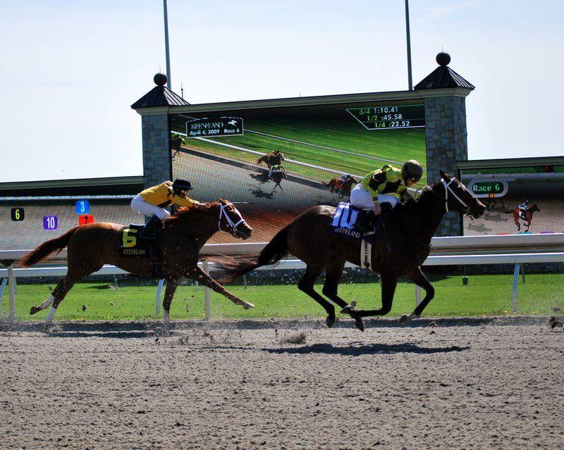 Keeneland Races, KY