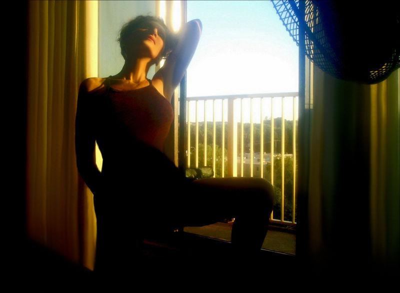 sunlight in her life