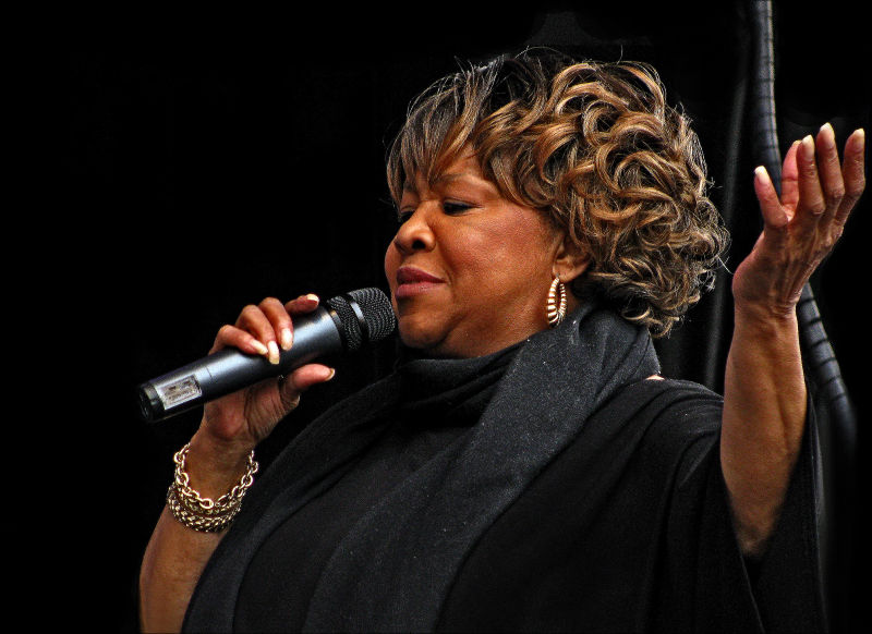 200th foto/  Mavis Staples - Respect Yourself