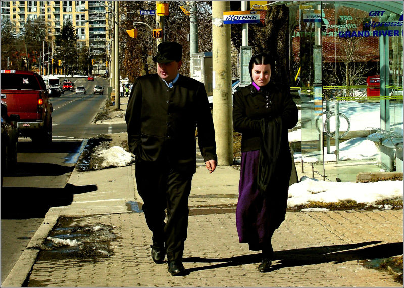 Mennonites in the City