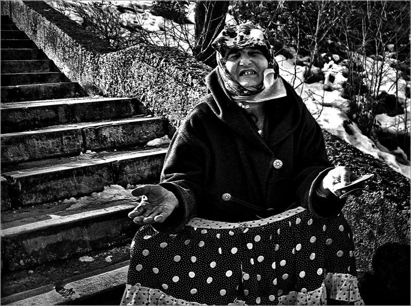 Gypsy Fortune Teller - Hajra