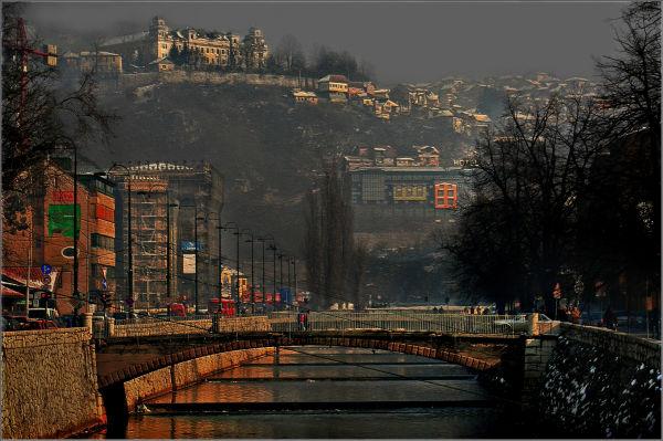 Baščaršija (Sarajevo's old town)