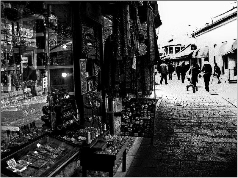 Sarajevo, Baščaršija