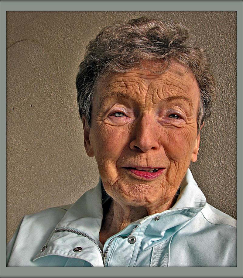 Portrait Ms.June