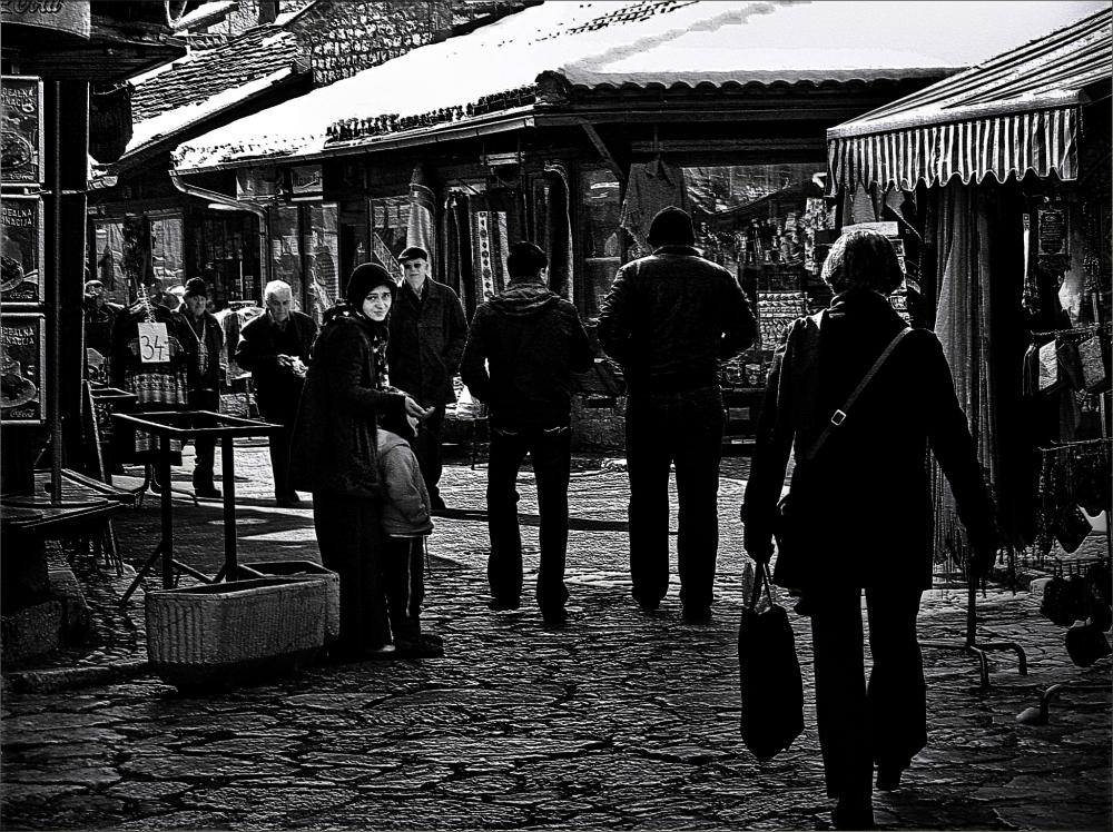 Beggar Bascarsija Sarajevo