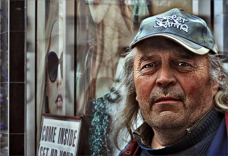 Street Scating Man