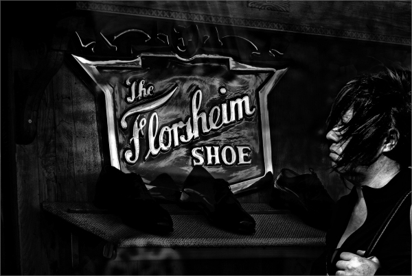 The Florsheim Shoe