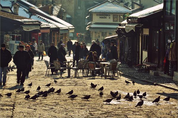 Sarajevo Baščaršija