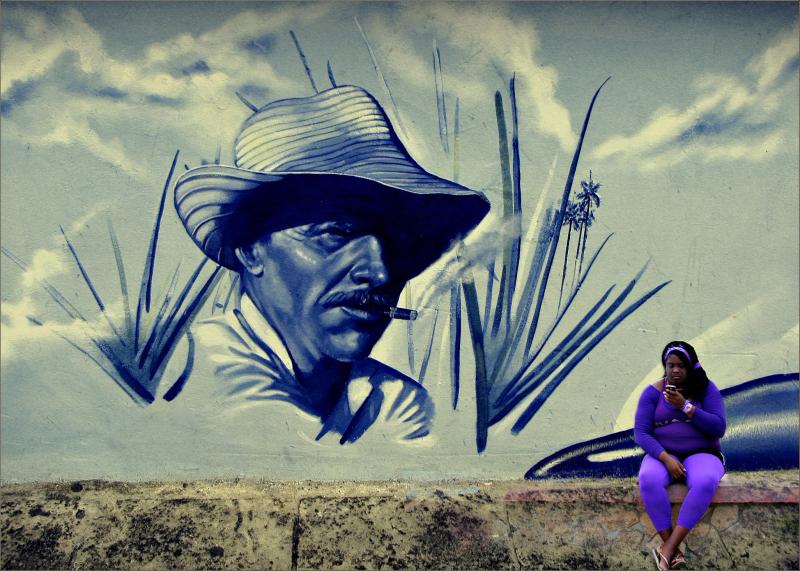 Wear it Purple Cuba