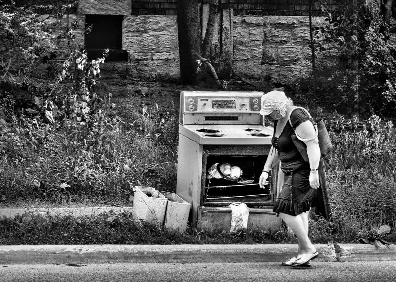 Oven Horror Story