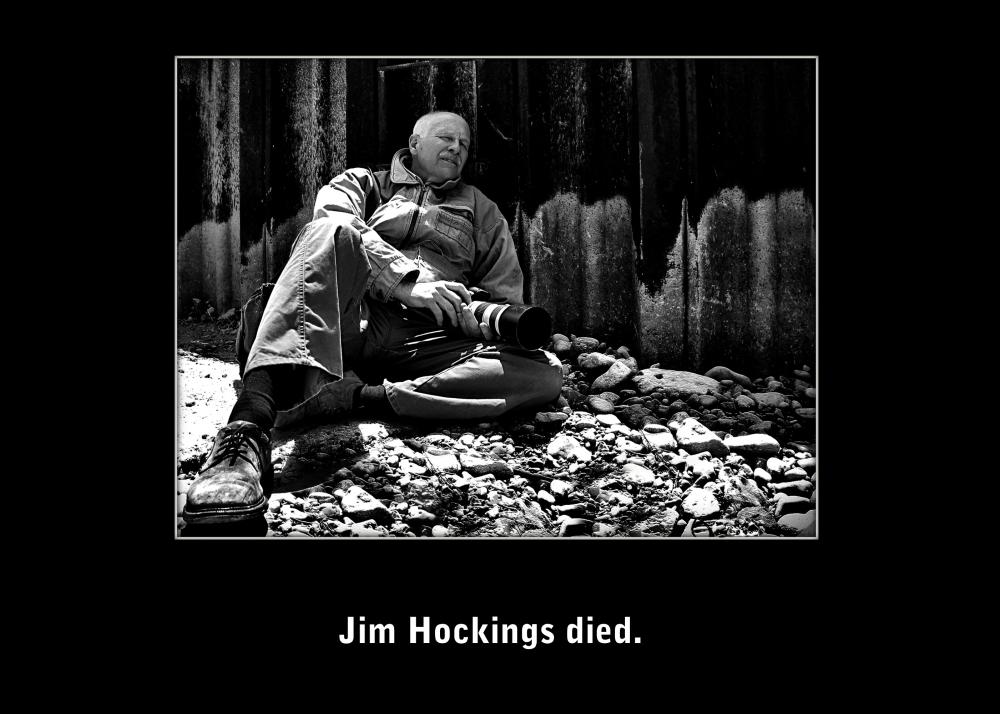 Jim Hockings died
