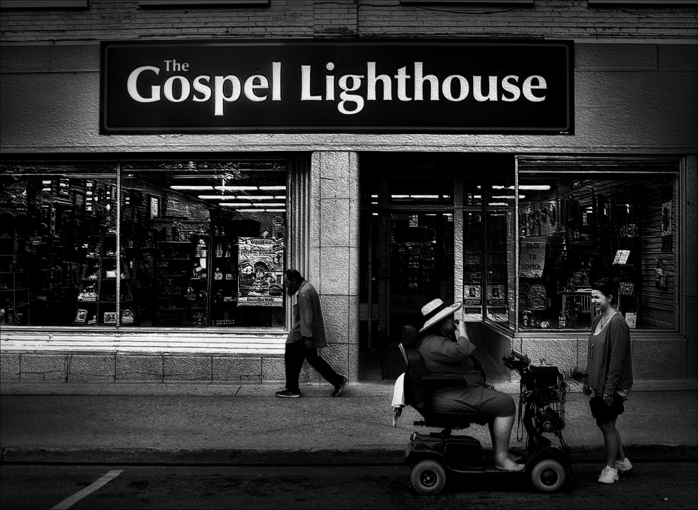 The Gospel Lighthouse Edwin