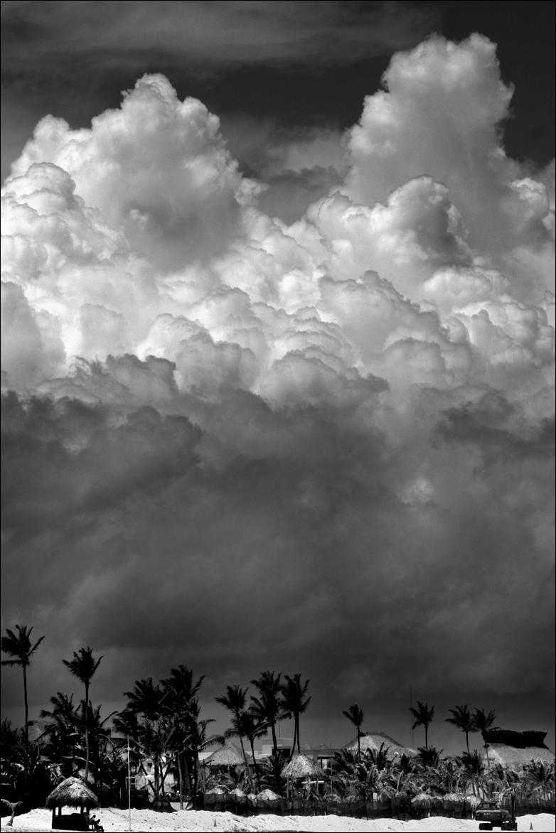 puntacana clouds