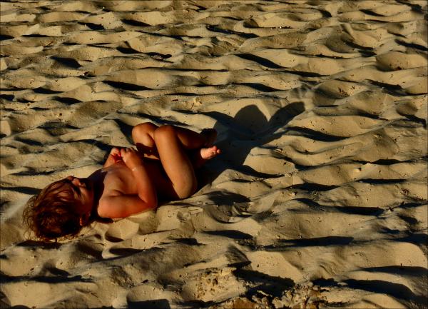 sand puntacana portrait