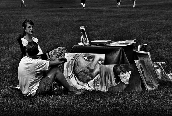 The Artist Life