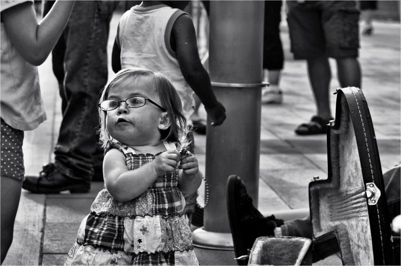 Little Girl, Big World