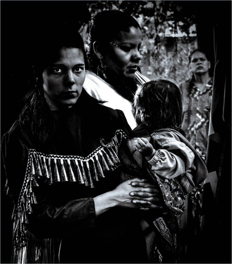 Native Indian Women