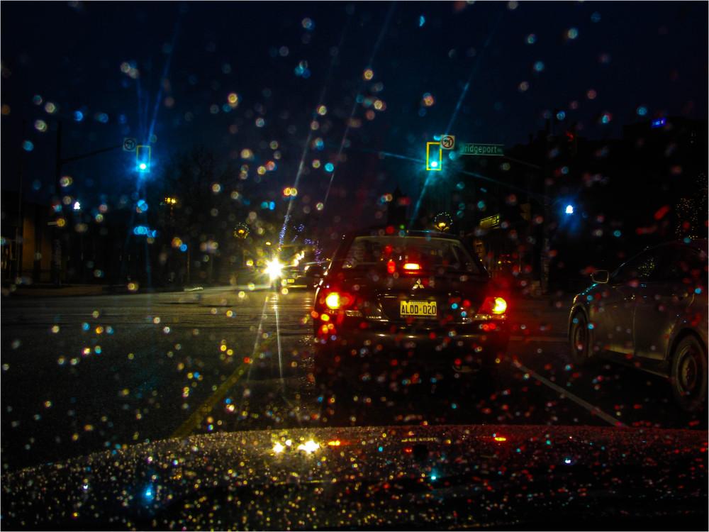 Rain & Lights