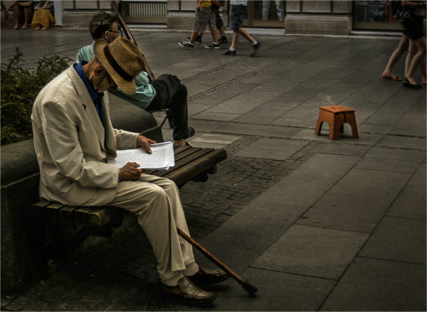 Street Reader