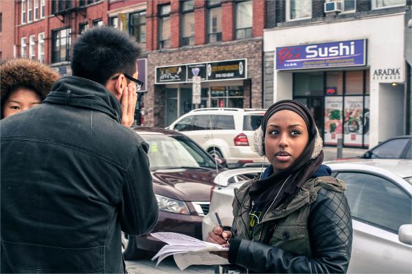 Street Survey Questions