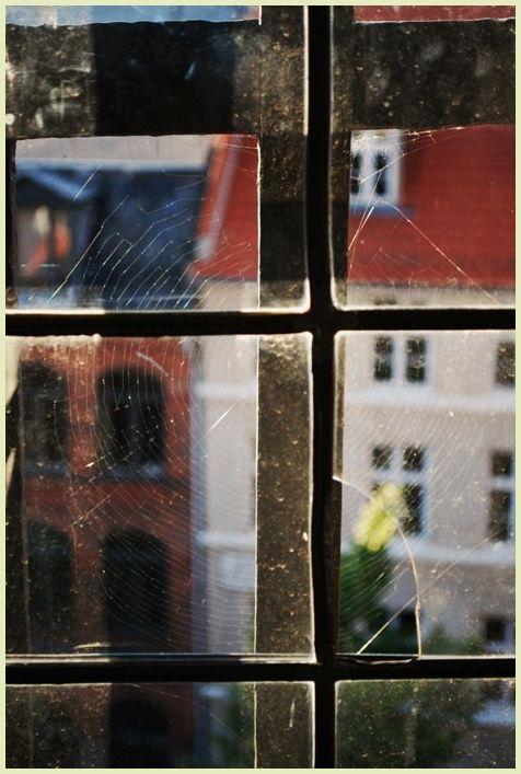window of rundetaarn