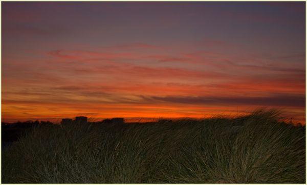amager sunset