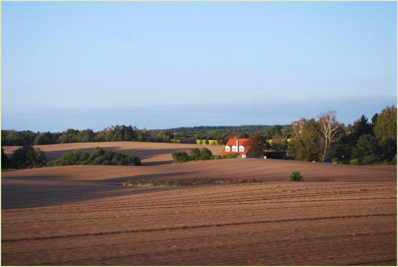 denmark countryside