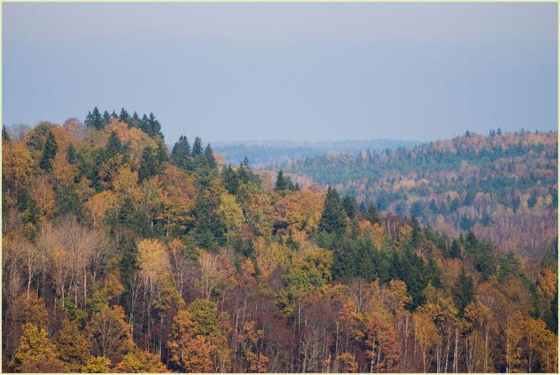 autumn in sigulda