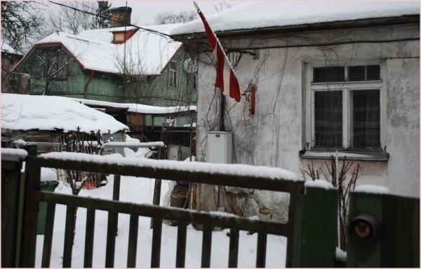 šampēteris, a neighbourhood in riga