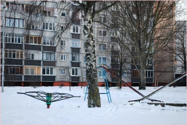 a playground in zolitūde, riga