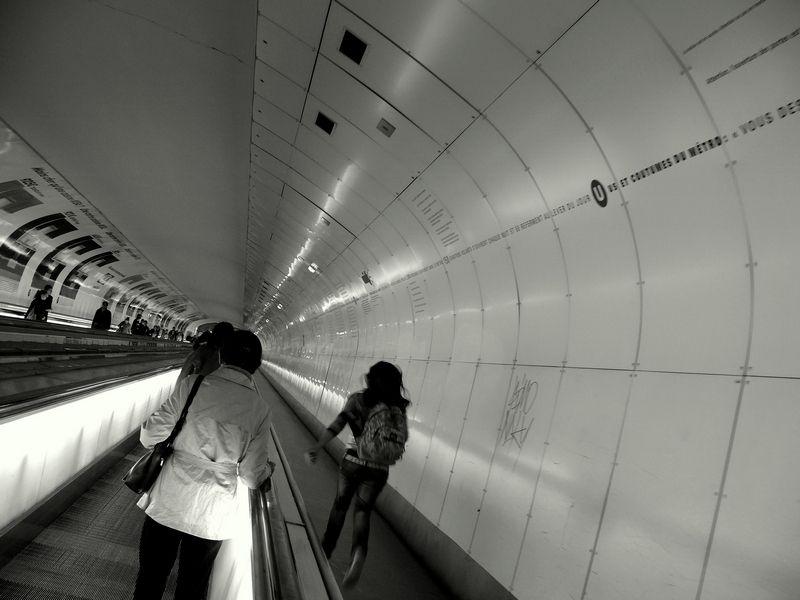 Us et coutumes du métro