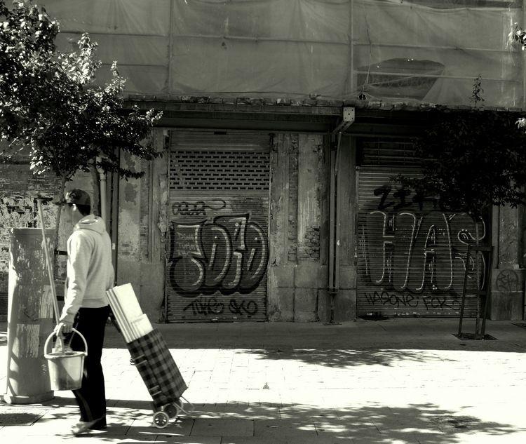 La ville au sens propre