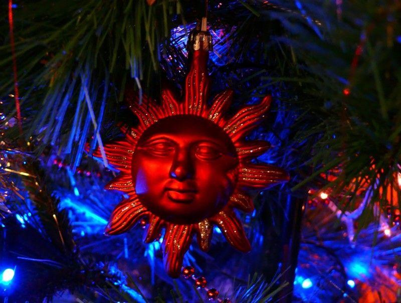 Le soleil de la nuit