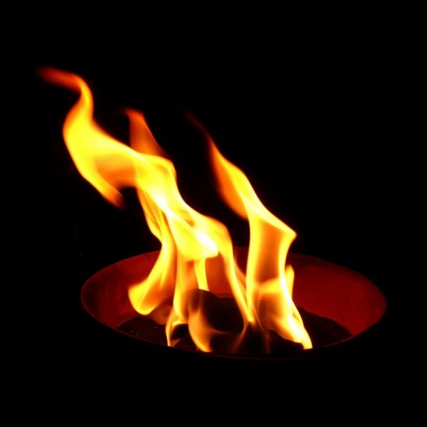 Déclarer sa flamme... (1/2)