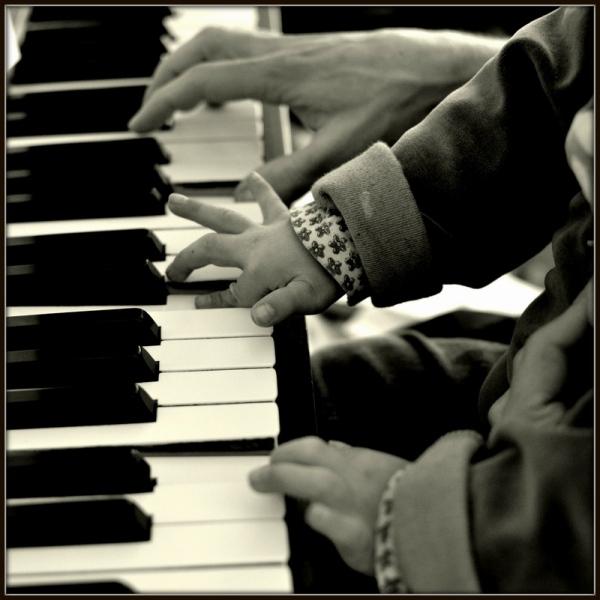 Pianoter sur la vie