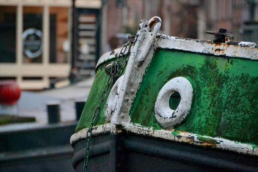 Amsterdam... Vers ...