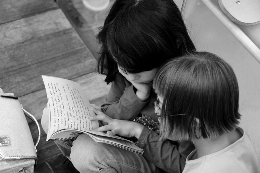 Partager la lecture