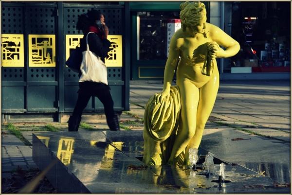Traverser la ligne jaune