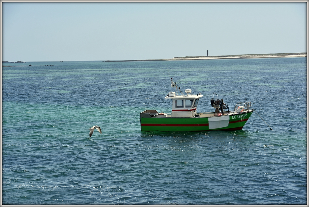 Navigue sur les flots