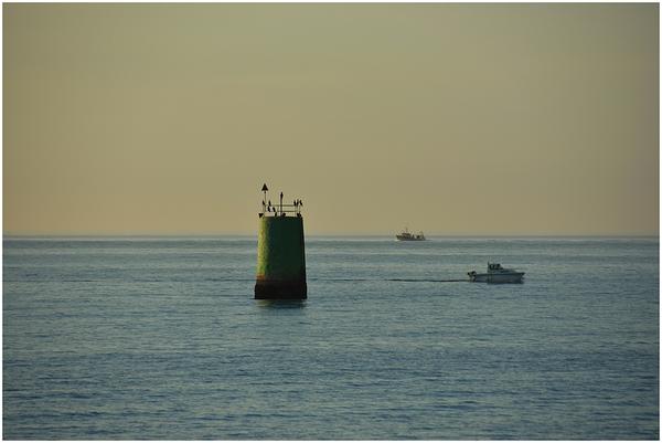 Régner sur la mer