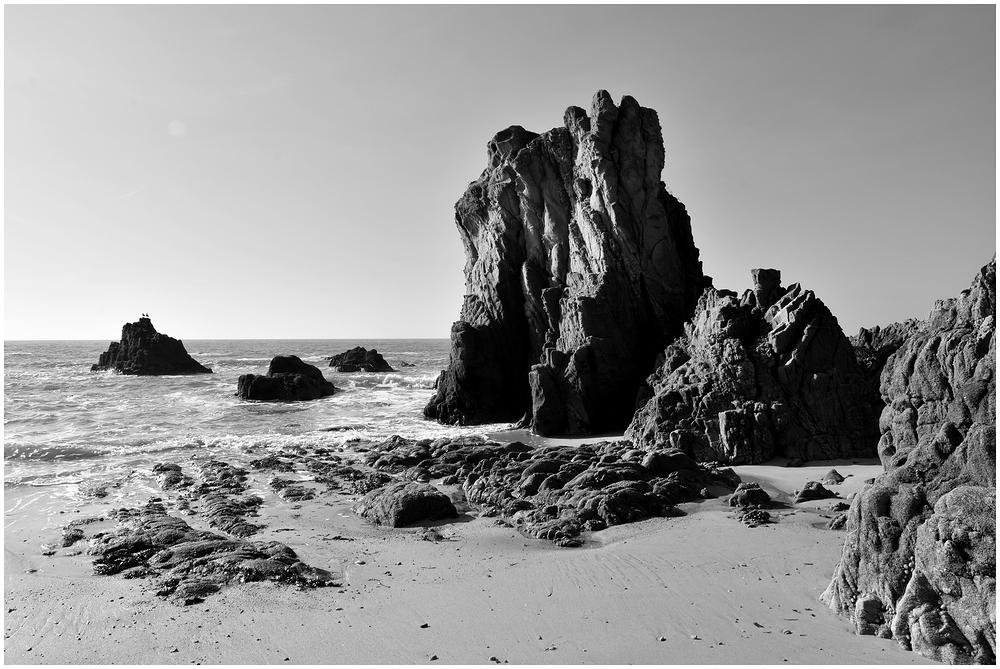 Le mystère des roches